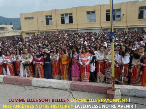 La robe Kabyle, symbole de résistance en Algérie